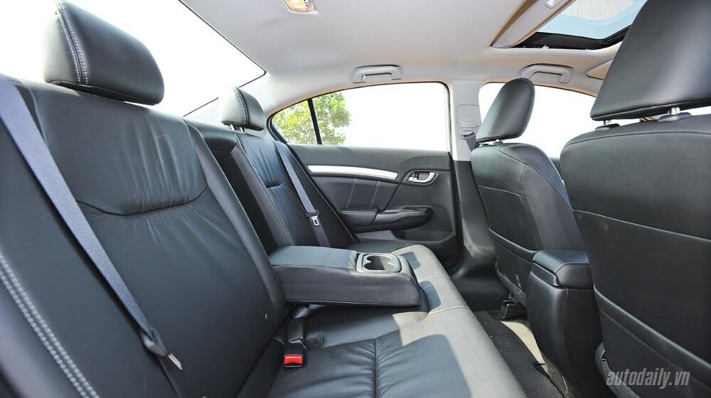 """Honda Civic 2015 – Càng ngày càng """"ngon"""" - Hình 18"""