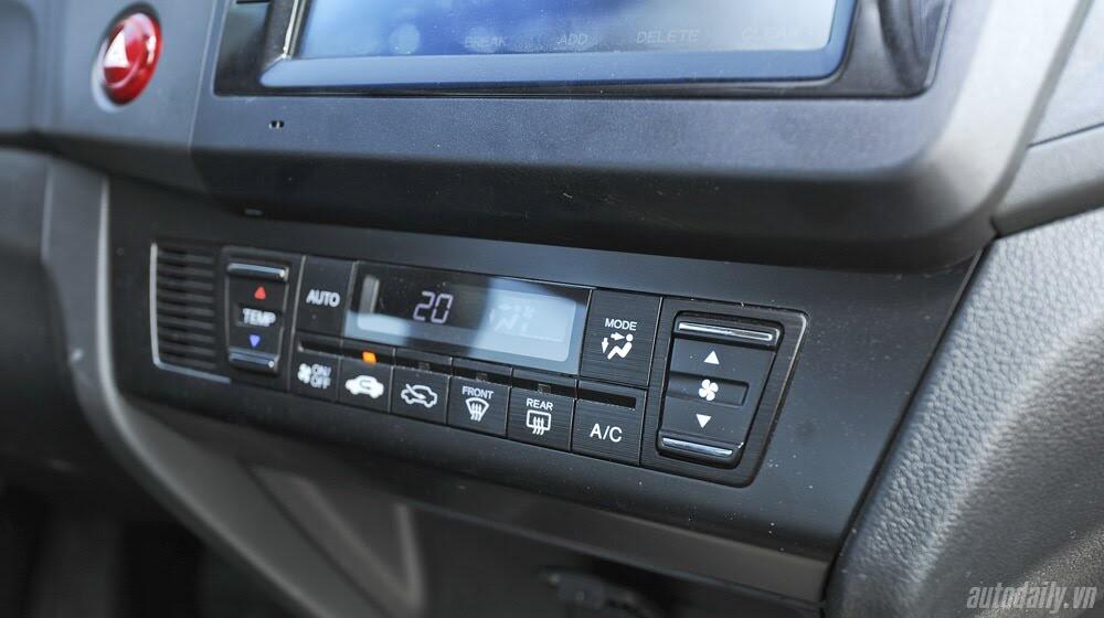 """Honda Civic 2015 – Càng ngày càng """"ngon"""" - Hình 21"""