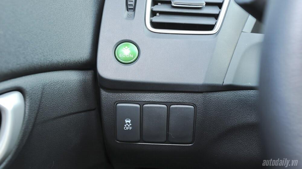 """Honda Civic 2015 – Càng ngày càng """"ngon"""" - Hình 22"""