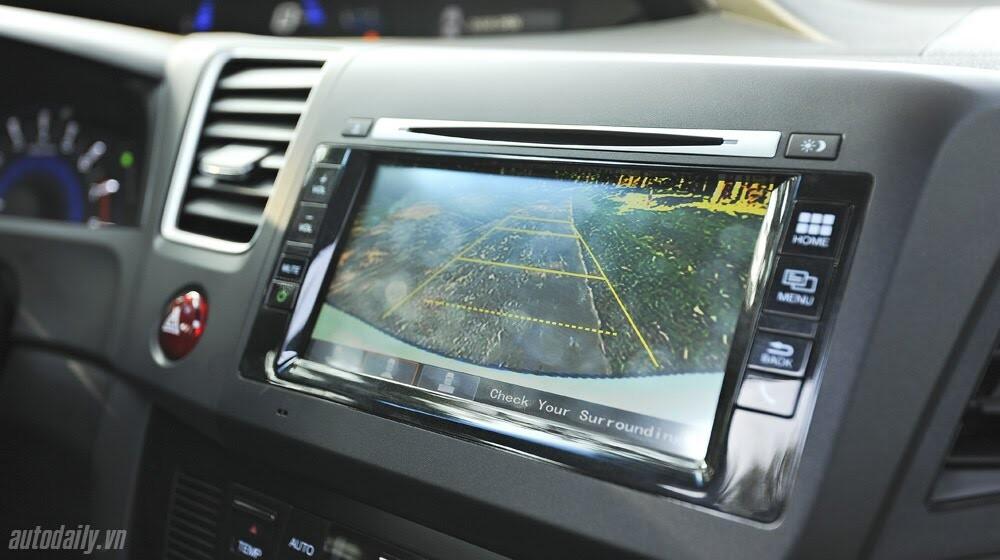 """Honda Civic 2015 – Càng ngày càng """"ngon"""" - Hình 24"""