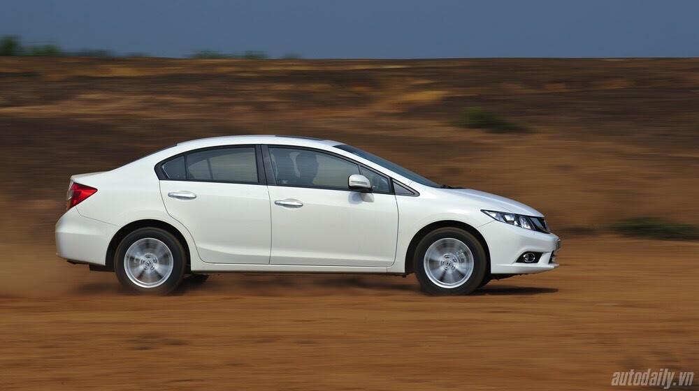 """Honda Civic 2015 – Càng ngày càng """"ngon"""" - Hình 29"""