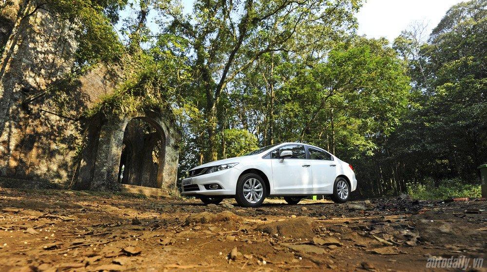 """Honda Civic 2015 – Càng ngày càng """"ngon"""" - Hình 34"""