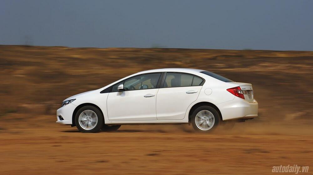 """Honda Civic 2015 – Càng ngày càng """"ngon"""" - Hình 35"""