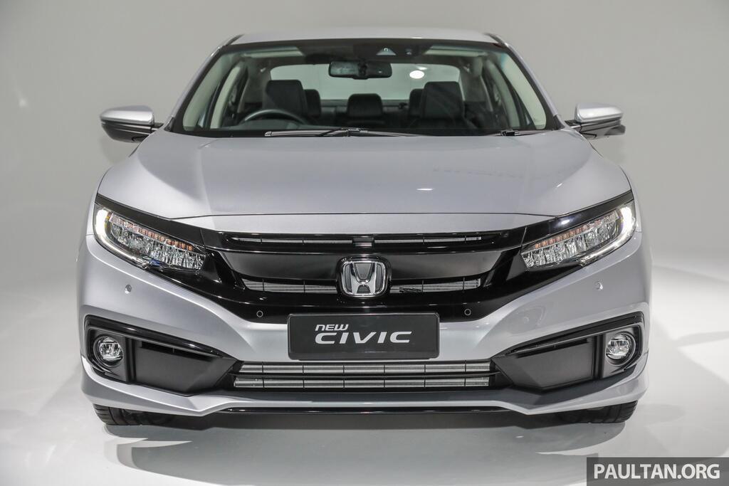 Honda Civic 2020 ra mat Malaysia, gia re hon Viet Nam hinh anh 2 2020_Honda_Civic_Lunar_Silver_Metalic_4.jpg