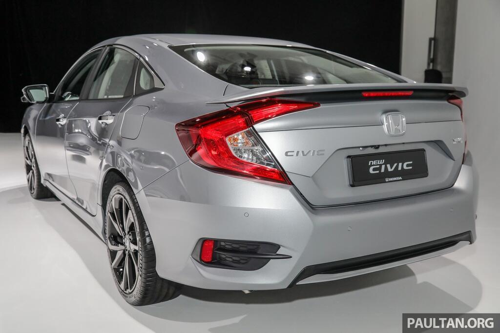 Honda Civic 2020 ra mat Malaysia, gia re hon Viet Nam hinh anh 4 2020_Honda_Civic_Lunar_Silver_Metalic_2.jpg