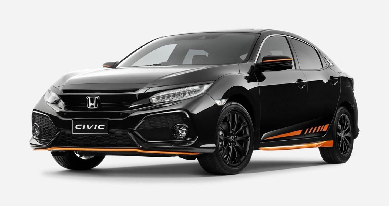 Honda Civic có phiên bản đặc biệt, giới hạn 100 chiếc - Hình 1