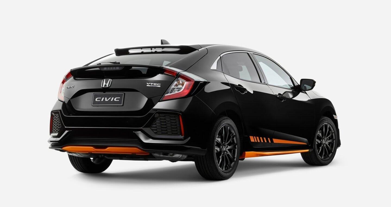 Honda Civic có phiên bản đặc biệt, giới hạn 100 chiếc - Hình 2