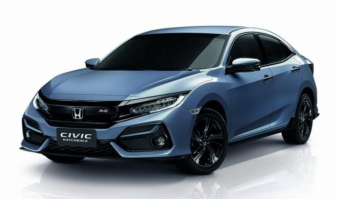 Honda Civic Hatchback 2019 nâng cấp tại Thái Lan, giá 40.527 USD