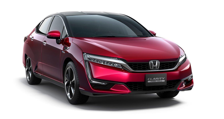 """Honda Clarity giành giải thưởng """"Xe xanh của năm 2018"""" - Hình 1"""