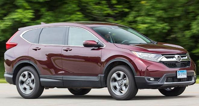 Honda CR-V đua với Mazda CX-5: SUV nào tốt hơn? - Hình 1