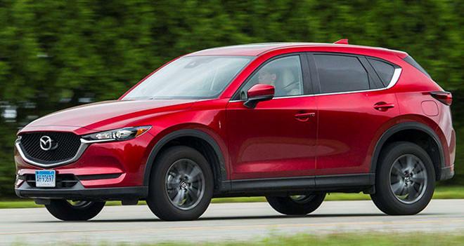Honda CR-V đua với Mazda CX-5: SUV nào tốt hơn? - Hình 4