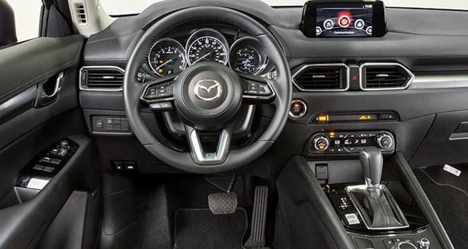 Honda CR-V đua với Mazda CX-5: SUV nào tốt hơn? - Hình 5