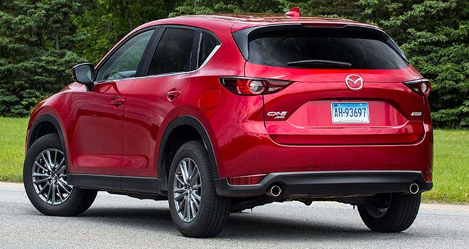 Honda CR-V đua với Mazda CX-5: SUV nào tốt hơn? - Hình 6
