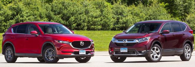 Honda CR-V đua với Mazda CX-5: SUV nào tốt hơn? - Hình 7