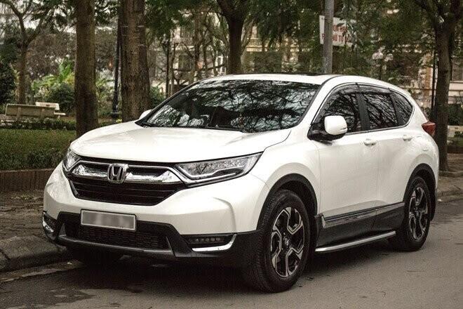 Honda CR-V 2018 có giá tạm tính, giảm hơn 200 triệu đồng - Hình 1