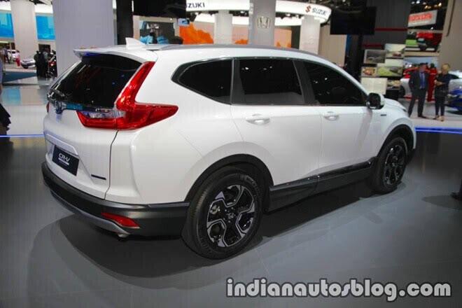 Honda CR-V mới có thể là xe điện - Hình 2