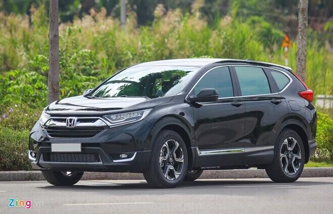 Honda CR-V sắp tăng giá 10 triệu đồng tại Việt Nam - Hình 1