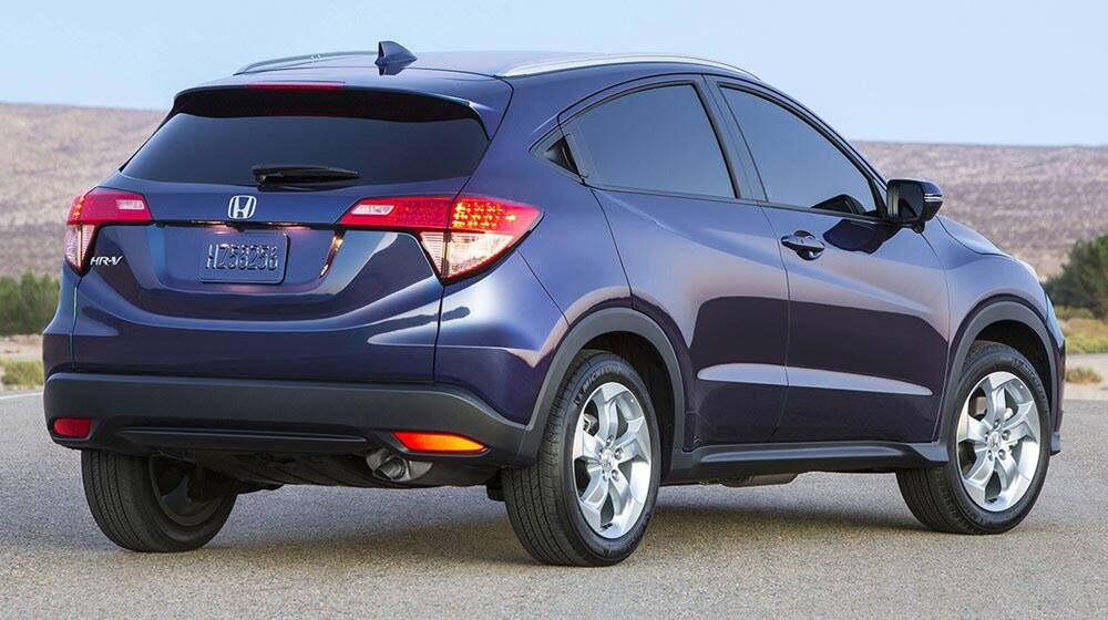 """Honda HR-V 2015: Mini crossover """"hot"""" nhất mùa hè này - Hình 2"""