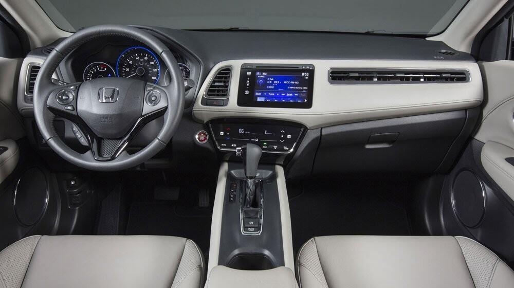"""Honda HR-V 2015: Mini crossover """"hot"""" nhất mùa hè này - Hình 3"""