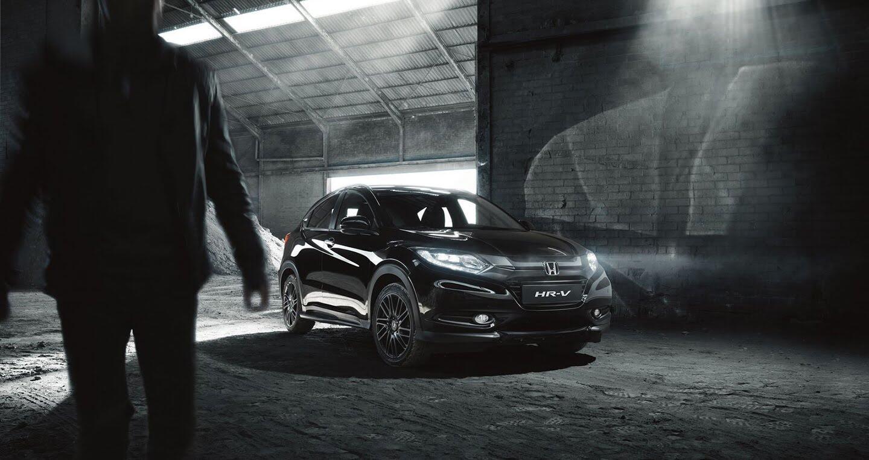 Honda HR-V Black Edition trình làng - Hình 1