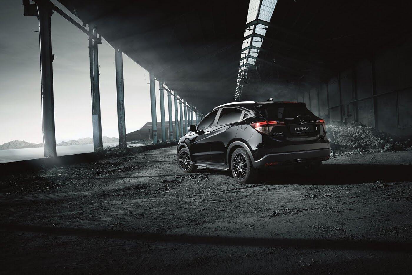 Honda HR-V Black Edition trình làng - Hình 2