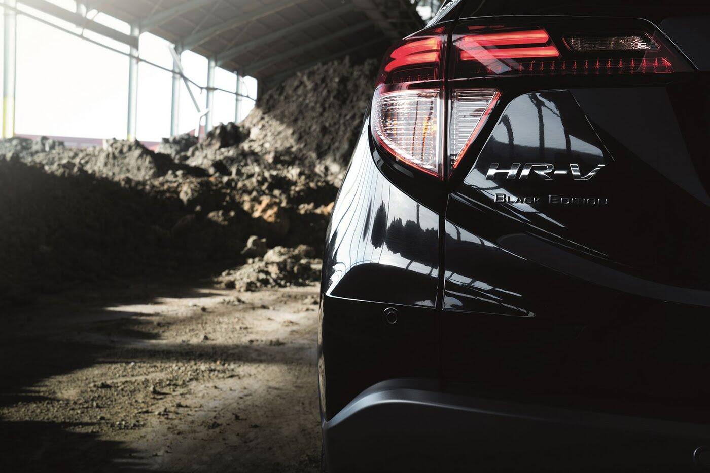Honda HR-V Black Edition trình làng - Hình 3