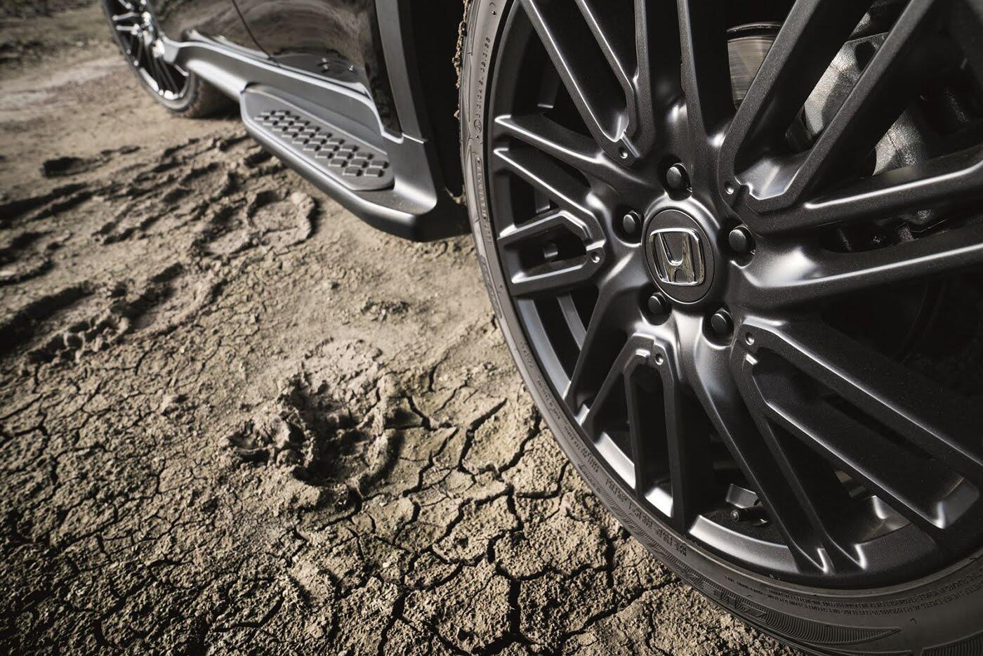 Honda HR-V Black Edition trình làng - Hình 4