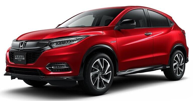 Honda HR-V facelift lộ diện: đẹp hơn, nhiều trang bị hơn - Hình 3