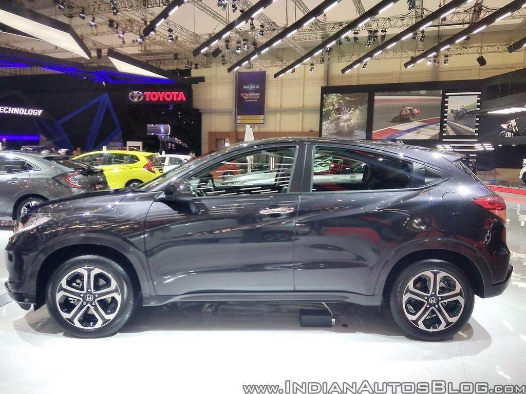 Honda HR-V và Honda HR-V Mugen rủ nhau tham dự Triển lãm GIIAS 2017 - Hình 2