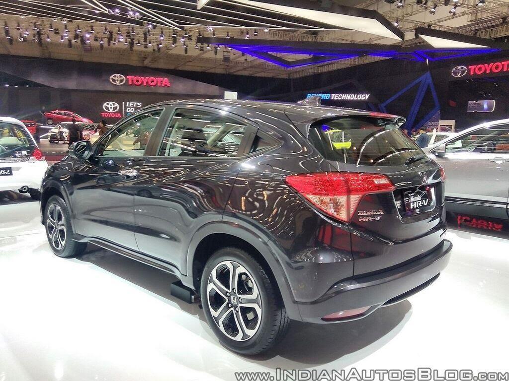 Honda HR-V và Honda HR-V Mugen rủ nhau tham dự Triển lãm GIIAS 2017 - Hình 3