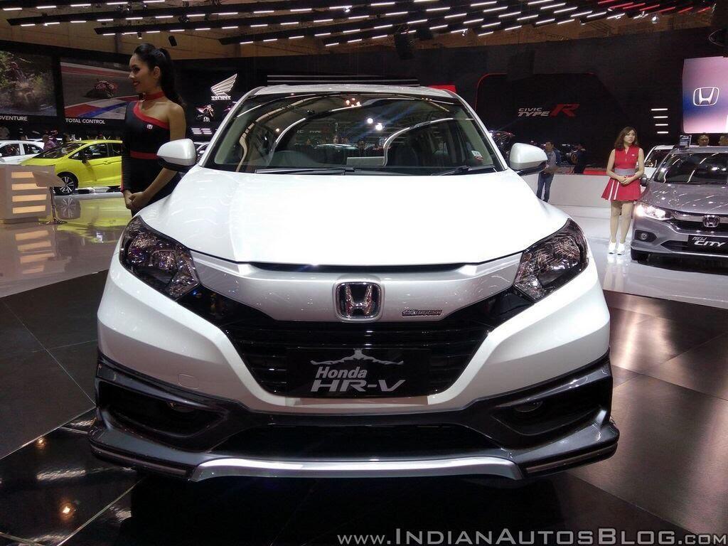Honda HR-V và Honda HR-V Mugen rủ nhau tham dự Triển lãm GIIAS 2017 - Hình 5