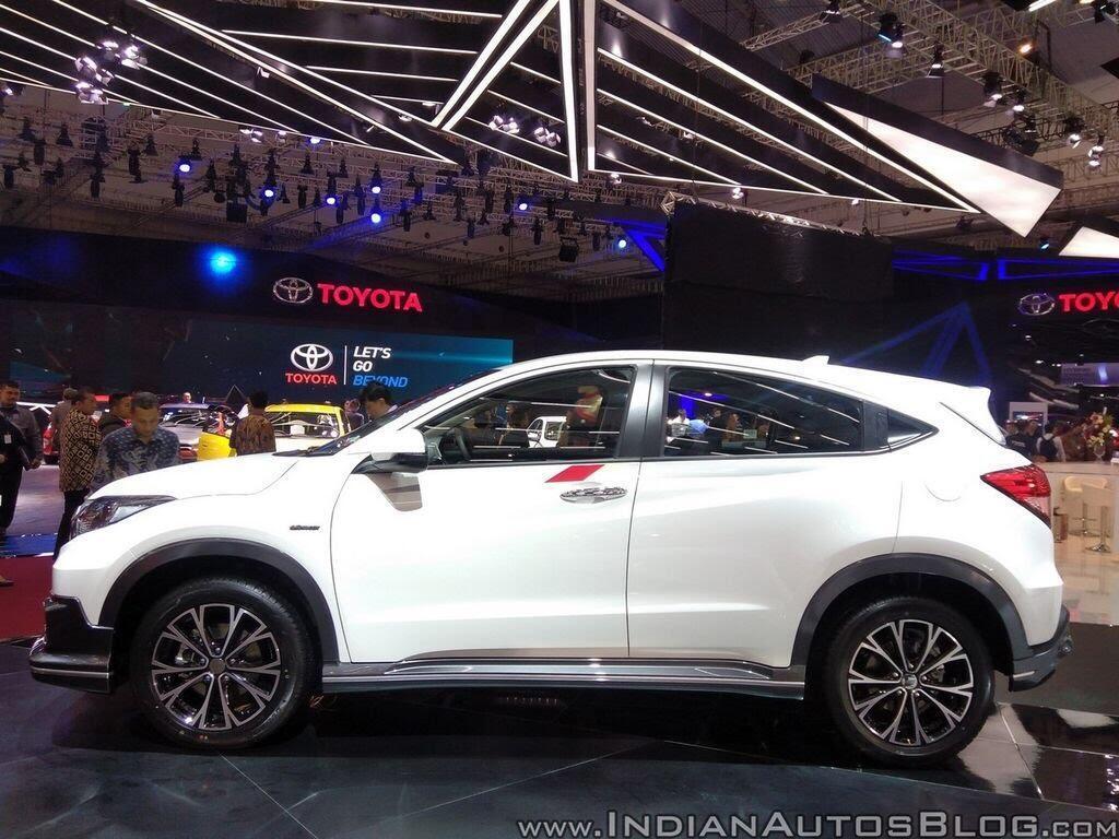 Honda HR-V và Honda HR-V Mugen rủ nhau tham dự Triển lãm GIIAS 2017 - Hình 6