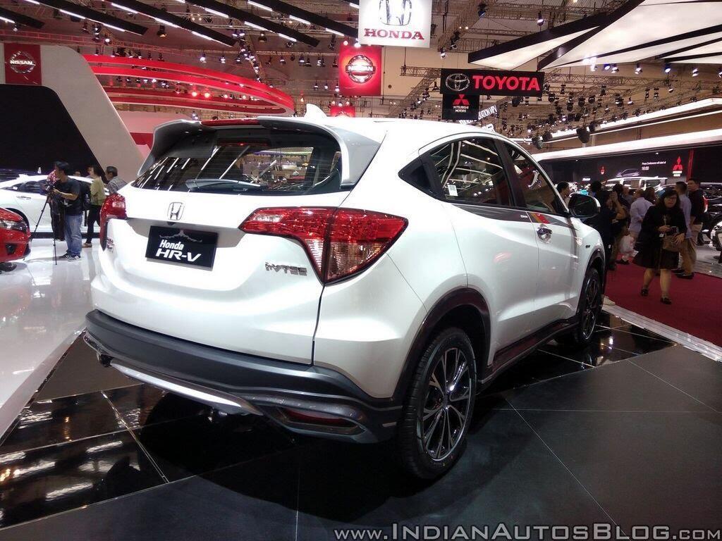 Honda HR-V và Honda HR-V Mugen rủ nhau tham dự Triển lãm GIIAS 2017 - Hình 7
