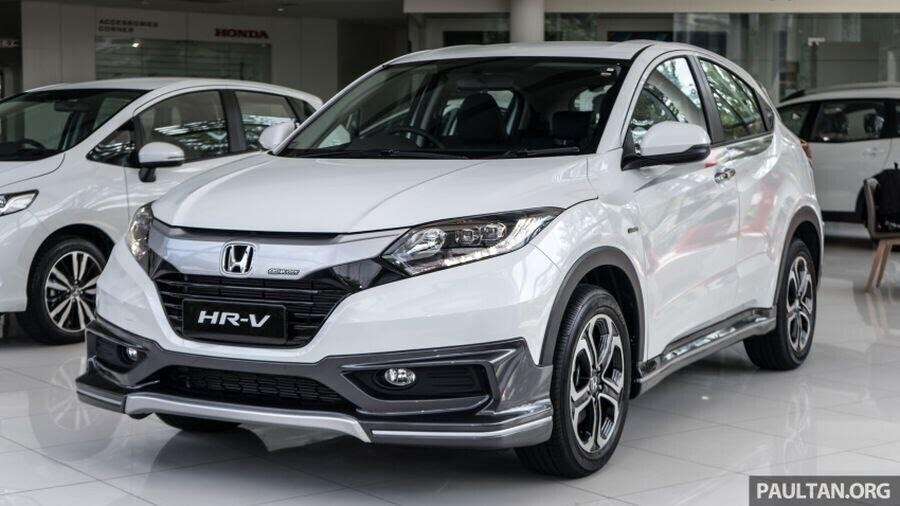 Honda Jazz, City, BR-V và HR-V 2018 sẽ được đi kèm với màu sơn Orchid White Pearl cao cấp hơn - Hình 4