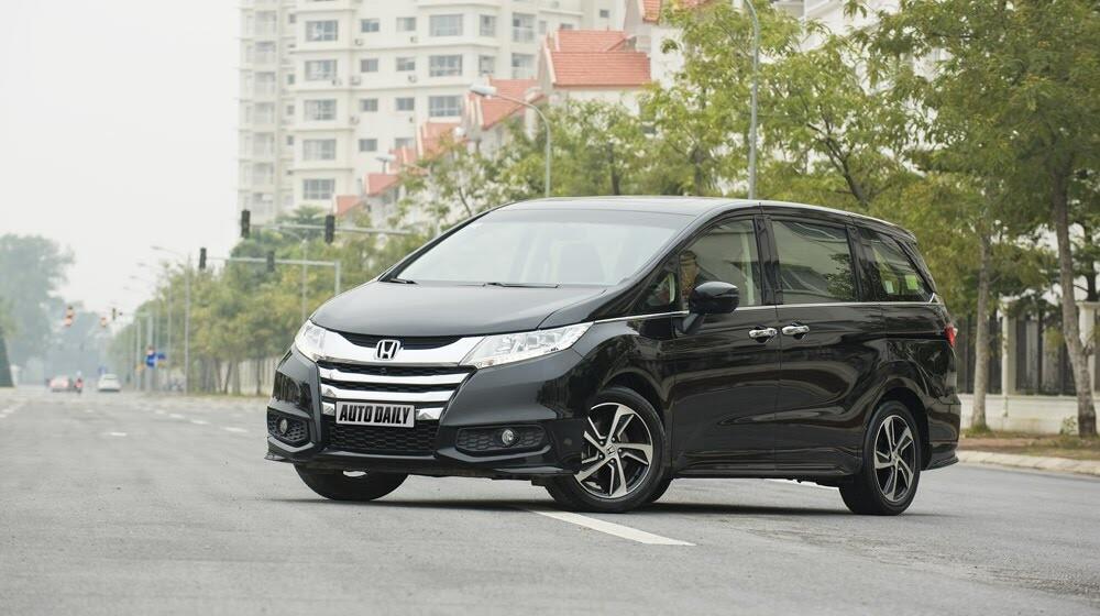 Honda Odyssey – Chuẩn mực mới cho xe gia đình tại Việt Nam - Hình 1