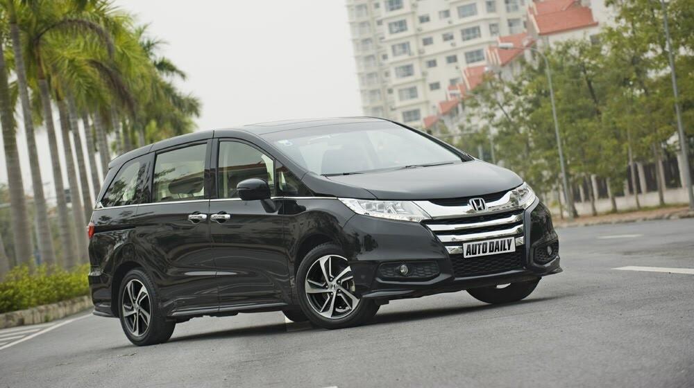 Honda Odyssey – Chuẩn mực mới cho xe gia đình tại Việt Nam - Hình 3