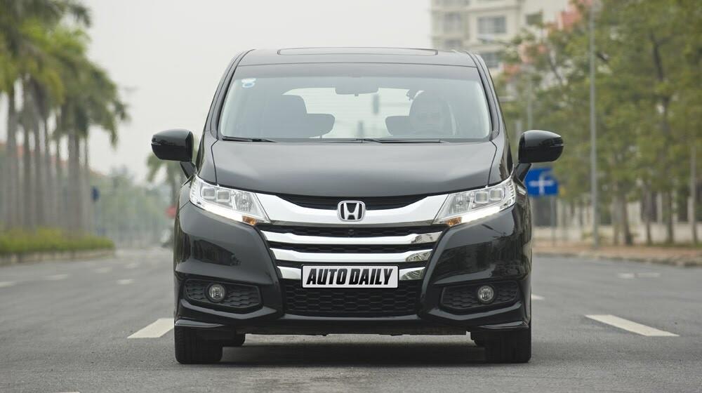 Honda Odyssey – Chuẩn mực mới cho xe gia đình tại Việt Nam - Hình 4