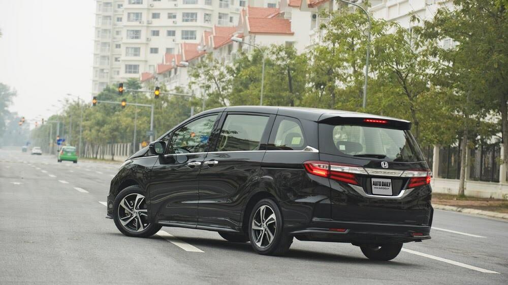 Honda Odyssey – Chuẩn mực mới cho xe gia đình tại Việt Nam - Hình 5