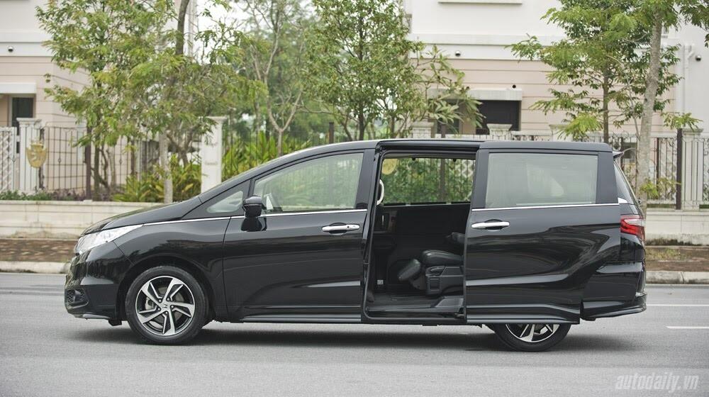 Honda Odyssey – Chuẩn mực mới cho xe gia đình tại Việt Nam - Hình 7