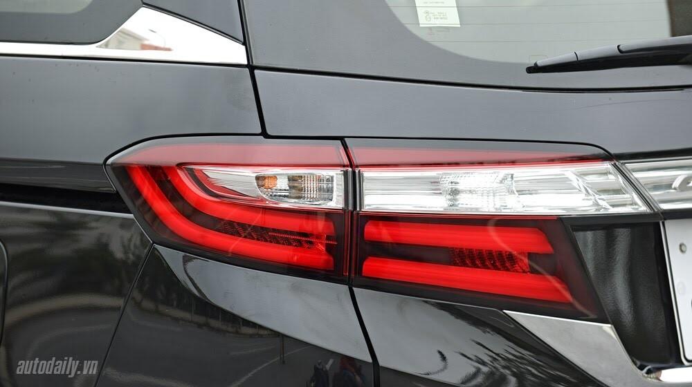 Honda Odyssey – Chuẩn mực mới cho xe gia đình tại Việt Nam - Hình 8