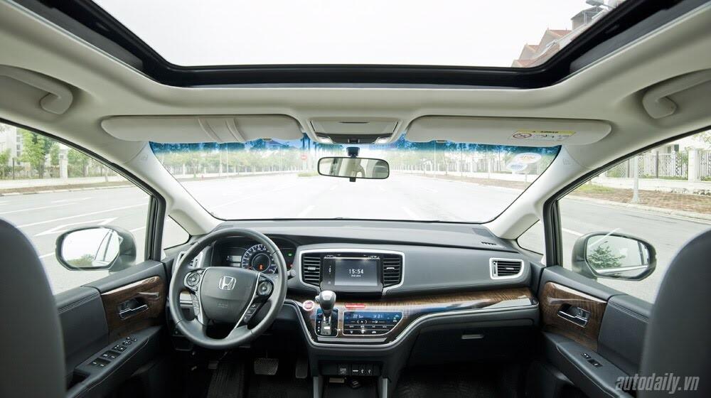 Honda Odyssey – Chuẩn mực mới cho xe gia đình tại Việt Nam - Hình 9