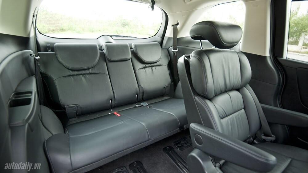 Honda Odyssey – Chuẩn mực mới cho xe gia đình tại Việt Nam - Hình 10