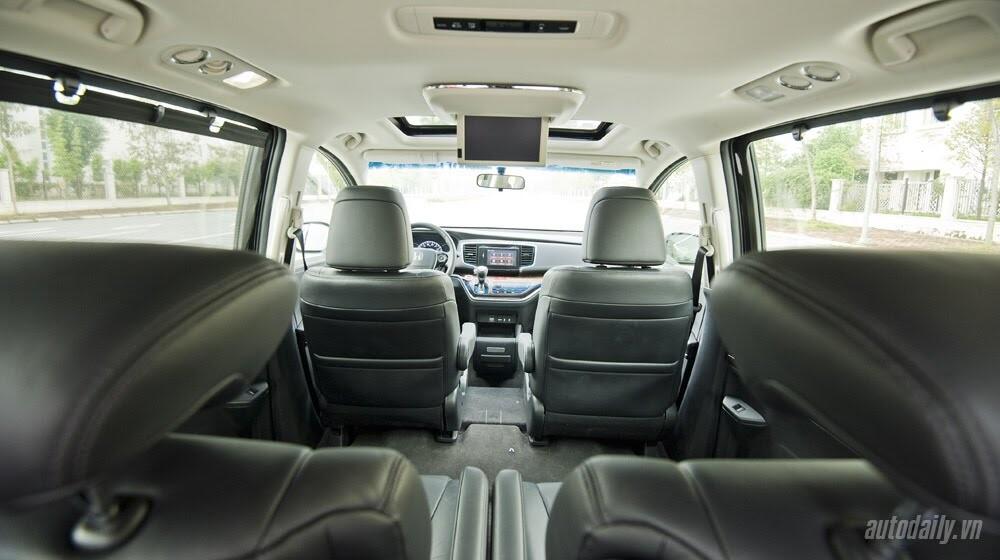 Honda Odyssey – Chuẩn mực mới cho xe gia đình tại Việt Nam - Hình 11