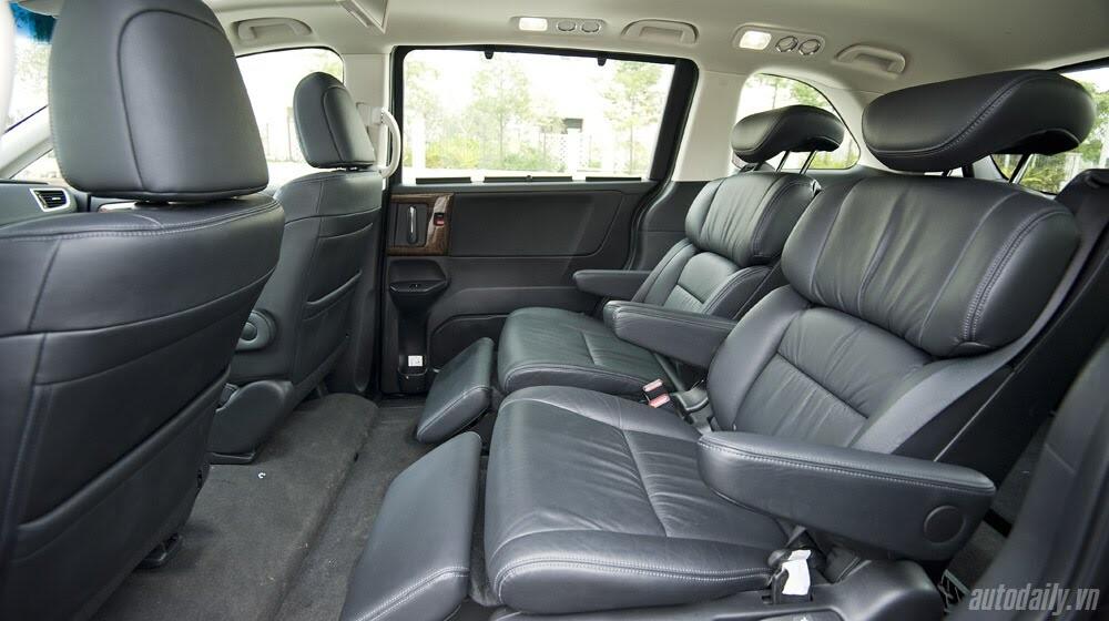 Honda Odyssey – Chuẩn mực mới cho xe gia đình tại Việt Nam - Hình 12
