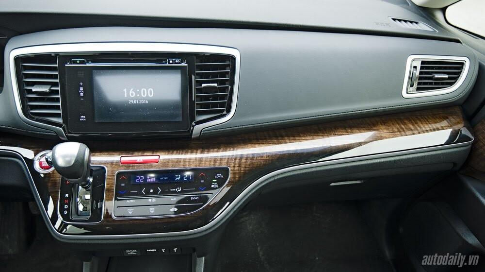 Honda Odyssey – Chuẩn mực mới cho xe gia đình tại Việt Nam - Hình 14