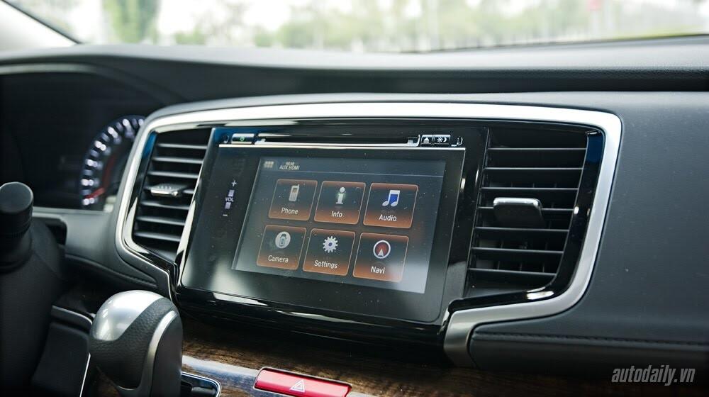 Honda Odyssey – Chuẩn mực mới cho xe gia đình tại Việt Nam - Hình 15