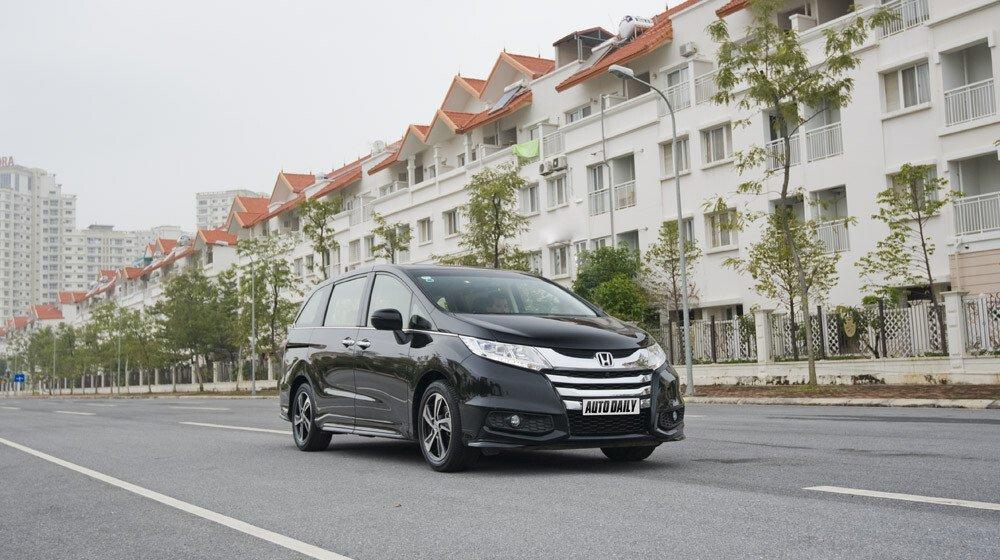Honda Odyssey – Chuẩn mực mới cho xe gia đình tại Việt Nam - Hình 17