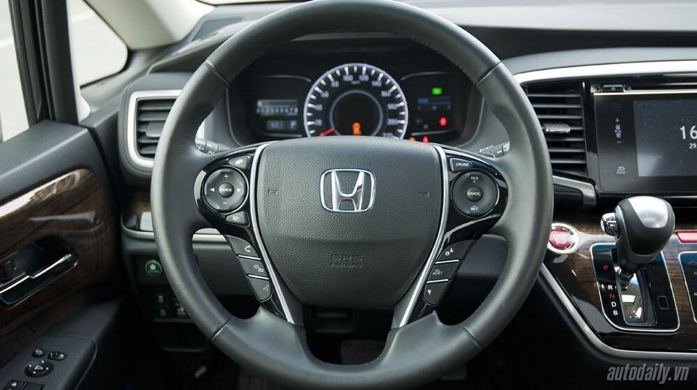 Honda Odyssey – Chuẩn mực mới cho xe gia đình tại Việt Nam - Hình 18