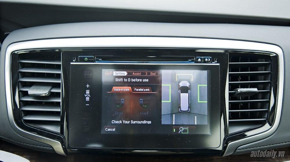 Honda Odyssey – Chuẩn mực mới cho xe gia đình tại Việt Nam - Hình 19