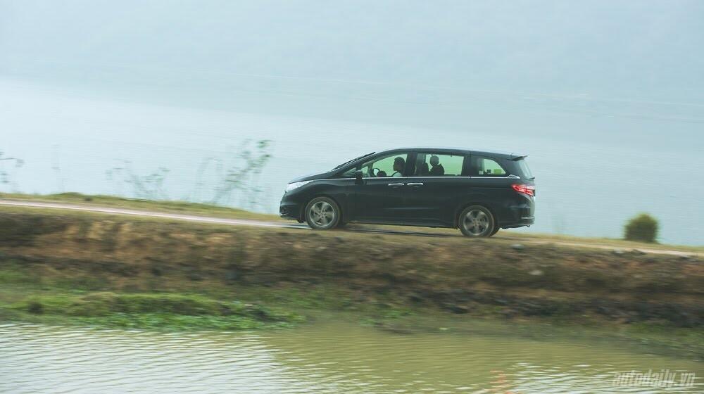 Honda Odyssey – Chuẩn mực mới cho xe gia đình tại Việt Nam - Hình 21